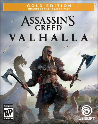 Assassin's Creed: Valhalla (2020)